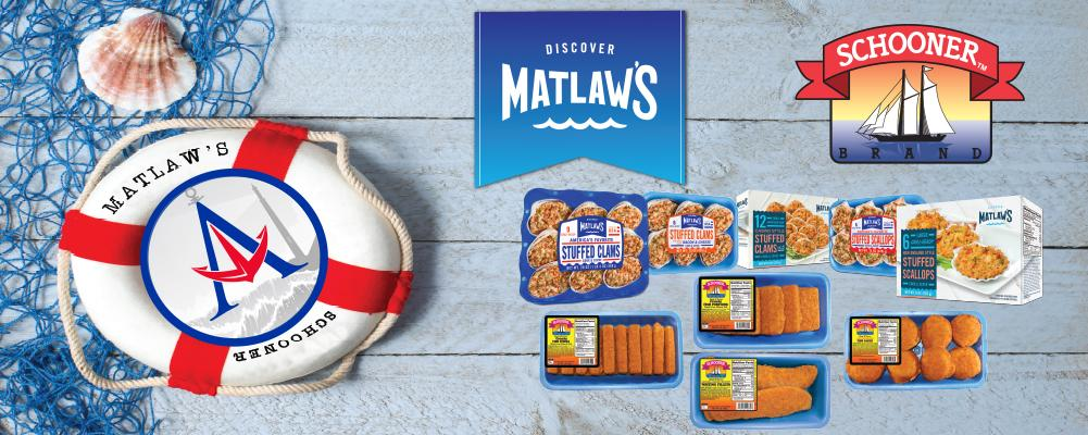 Atlantic Fish and Seafood products